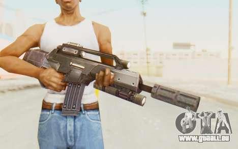 APB Reloaded - STAR 556 LCR für GTA San Andreas dritten Screenshot