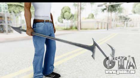 Lord Zedd Weapon pour GTA San Andreas