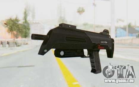 APB Reloaded - S-AS PDW für GTA San Andreas