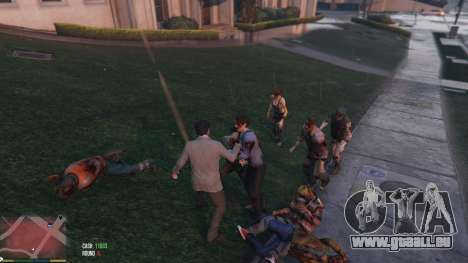 GTA 5 Zombies 1.4.2a Siebter Screenshot