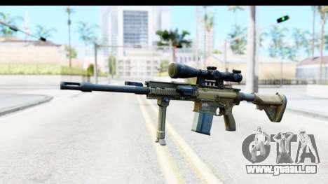 CoD Ghosts - G-28 Desert Camo für GTA San Andreas