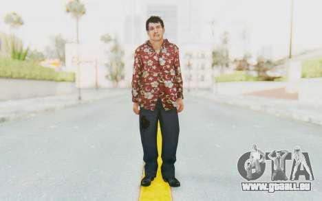 Mafia 2 - Joe Beaten für GTA San Andreas zweiten Screenshot