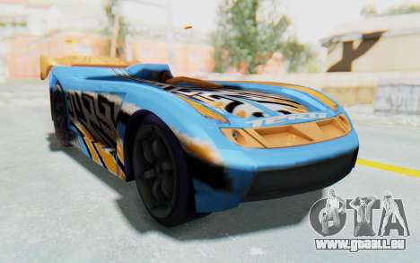 Hot Wheels AcceleRacers 1 pour GTA San Andreas