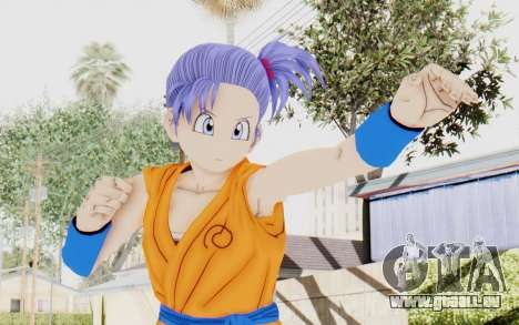 Dragon Ball Xenoverse Female Saiyan SJ für GTA San Andreas