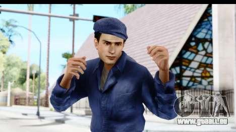 Mafia 2 - Vito Empire Arms für GTA San Andreas