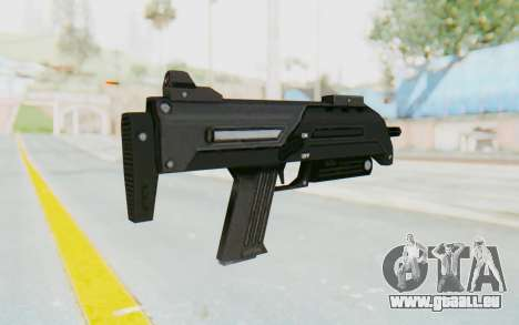 APB Reloaded - S-AS PDW pour GTA San Andreas deuxième écran