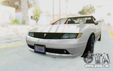 GTA 5 Imponte DF8-90 für GTA San Andreas rechten Ansicht