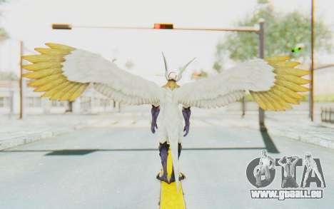 Devil May Cry 4 - Angelo Credo v2 pour GTA San Andreas troisième écran