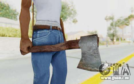 CoD Ghosts DLC Michael Myers Weapon pour GTA San Andreas