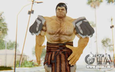 Hercules Skin v3 für GTA San Andreas