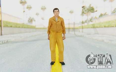 Mafia 2 - Joe Robber für GTA San Andreas zweiten Screenshot