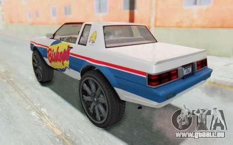 GTA 5 Willard Faction Custom Donk v2 für GTA San Andreas Motor