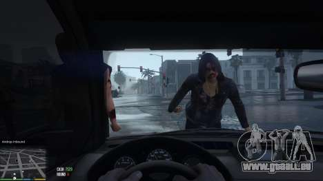 GTA 5 Zombies 1.4.2a fünfter Screenshot
