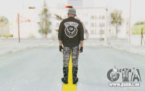 GTA 5 Lost Gang 2 pour GTA San Andreas troisième écran