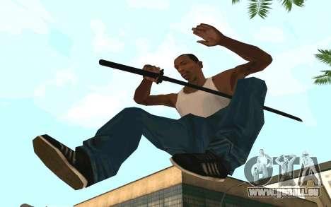 Sword of Blades pour GTA San Andreas deuxième écran