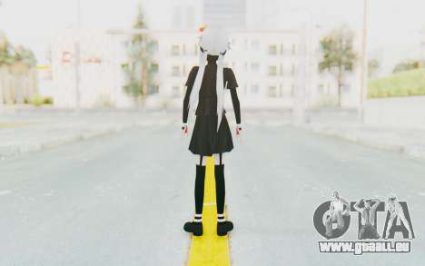 Gasai Yuno Ghoul pour GTA San Andreas troisième écran
