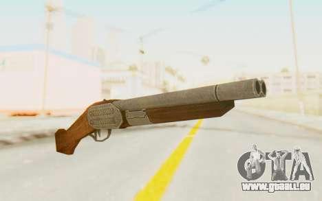APB Reloaded - Sawnoff für GTA San Andreas
