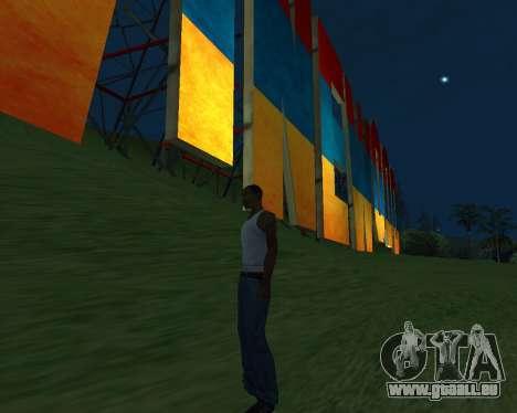 New Vinewood Armenia für GTA San Andreas fünften Screenshot