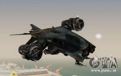 HK Aerial from Terminator Salvation pour GTA San Andreas