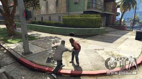 GTA 5 Rongines needle quatrième capture d'écran