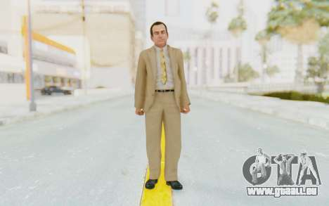 Mafia 2 - Eddie Scarpa pour GTA San Andreas deuxième écran