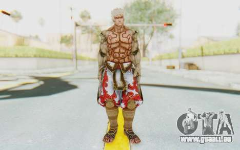 Asura Skin für GTA San Andreas zweiten Screenshot