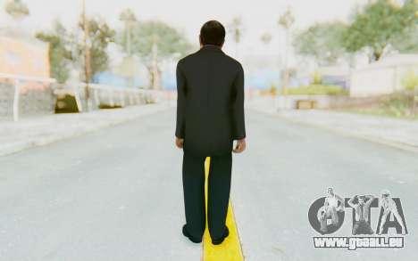 Mafia 2 - Wong für GTA San Andreas dritten Screenshot
