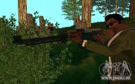 Le PKK pour GTA San Andreas troisième écran