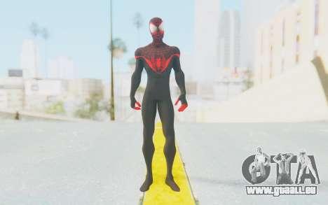 Miles Morales - Shatered Dimenshion pour GTA San Andreas deuxième écran