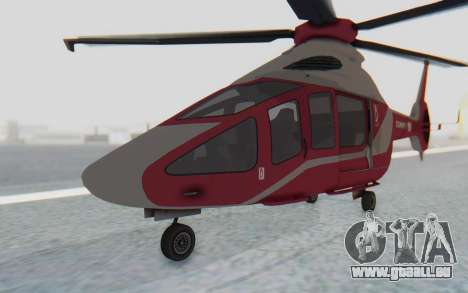 GTA 5 Buckingham Volatus v2 pour GTA San Andreas