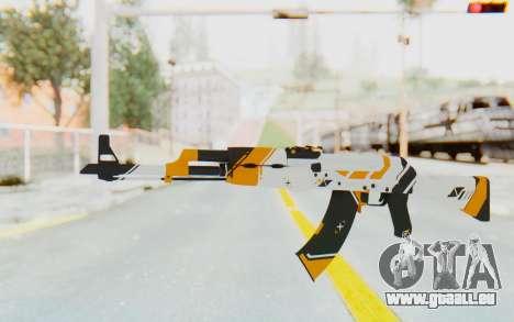 CS:GO - AK-47 Asiimov für GTA San Andreas