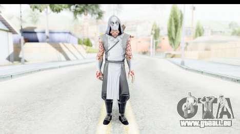 Marvel Heroes - Deadpool (Zen) für GTA San Andreas zweiten Screenshot