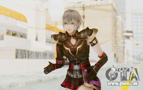 Dynasty Warriors 8: Xtreme Legends - Lu Lingqi 1 pour GTA San Andreas