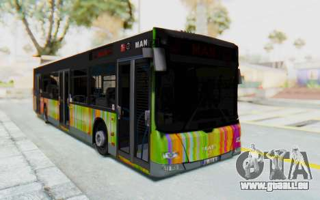 MAN Lion City 23267 pour GTA San Andreas