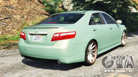 Toyota Camry V40 2008 [tuning] pour GTA 5