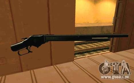 Winchester Model 1887 für GTA San Andreas