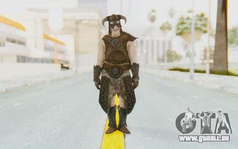 Skyrim - Dovahkiin pour GTA San Andreas deuxième écran