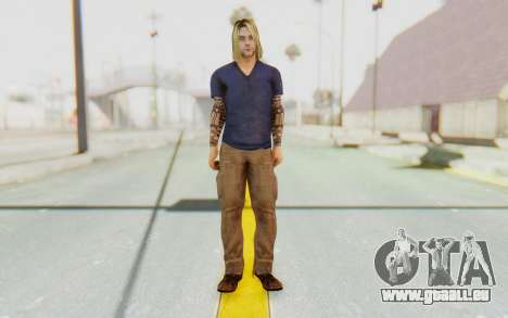 Kurt Cobain für GTA San Andreas zweiten Screenshot