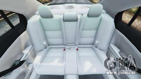 GTA 5 Honda Accord 2010 avant droite vue de côté