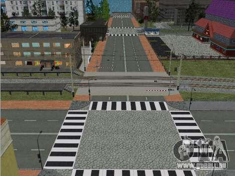 Texturen für GTA Kriminellen Russland (Teil 2) für GTA San Andreas zweiten Screenshot
