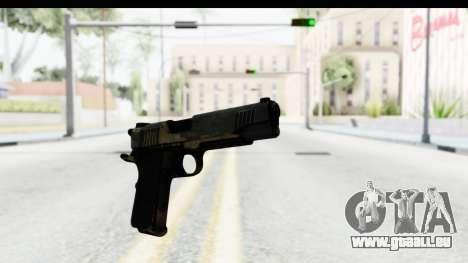 FarCry 3 - Colt 1911 für GTA San Andreas zweiten Screenshot