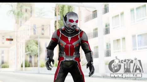 Marvel Future Fight - Ant-Man (Civil War) für GTA San Andreas