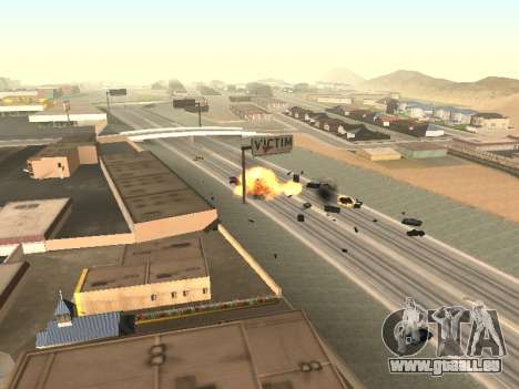 Blast machines pour GTA San Andreas
