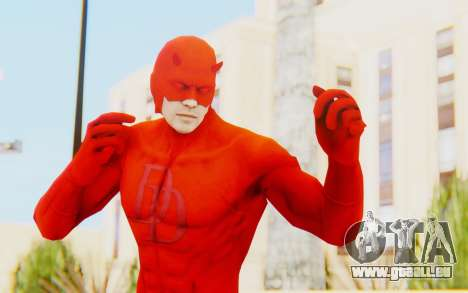 Marvel Heroes - Daredevil für GTA San Andreas
