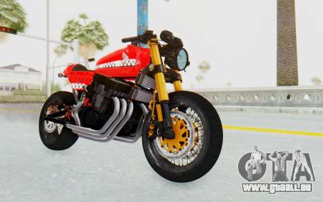 Honda CB750 Moge Cafe Racer pour GTA San Andreas