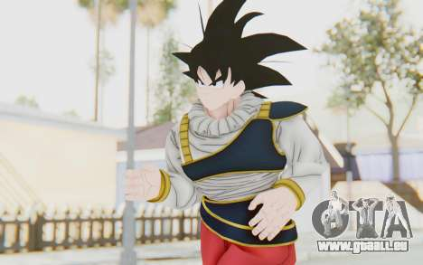 Dragon Ball Xenoverse Goku Yardrat Clothes pour GTA San Andreas