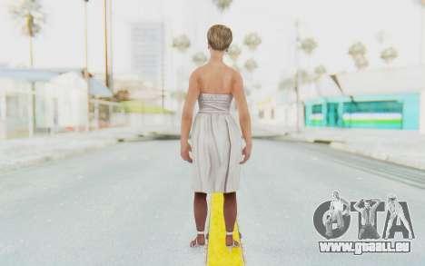Mafia 2 - Gina für GTA San Andreas dritten Screenshot