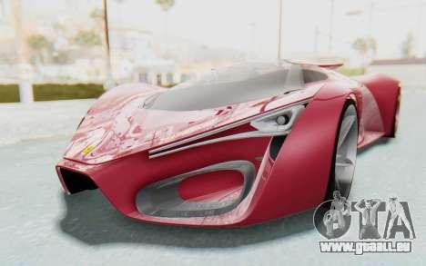 Ferrari F80 Concept für GTA San Andreas