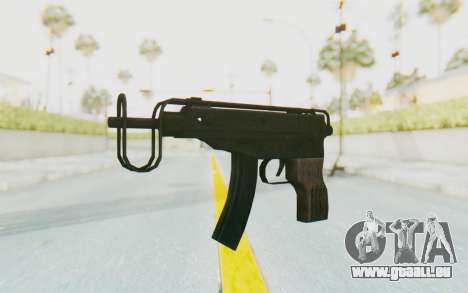 VZ-61 Skorpion Fold Stock für GTA San Andreas
