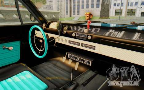 GTA 5 Declasse Voodoo PJ für GTA San Andreas Innenansicht